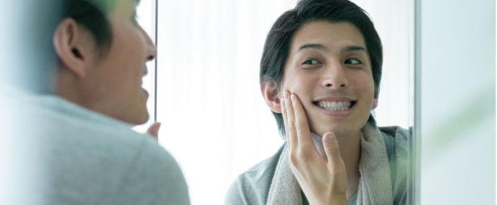 【写真あり】メンズヒゲ脱毛で効果が出るまで何回必要?完了するまでの経過を徹底解説