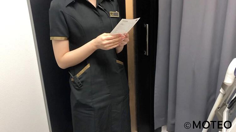 ゴリラクリニック渋谷院でカウンセリングを受ける様子2