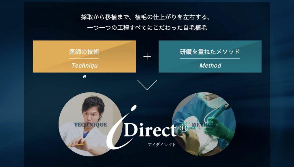 アイランドタワークリニック i-direct