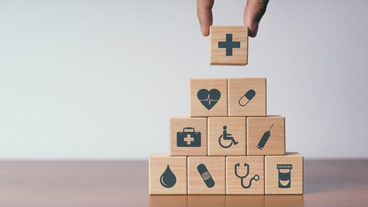 医療の積み木