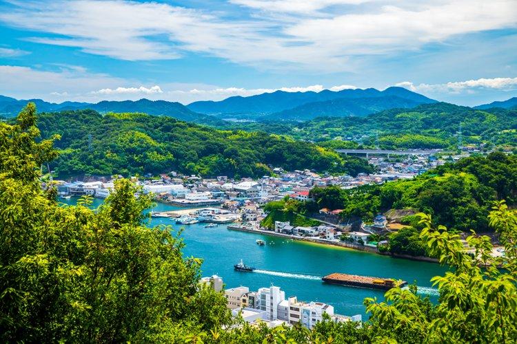 広島の景色